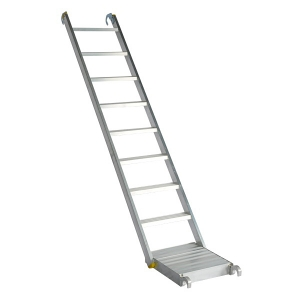 Easy Access Ladder with Landing Platform