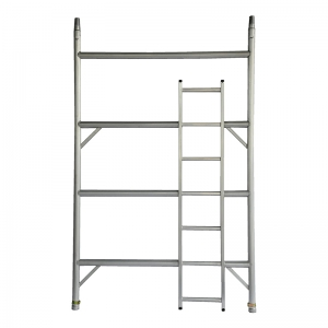 DW Ladder Side 4 Rung 2.28m