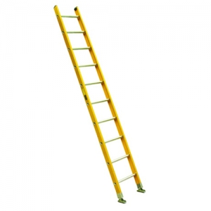 Fiberglass Single Pole Ladder