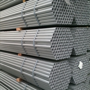 GH124 48.6mm x 2.4mm x 6mtr Pipe (Galvanized)